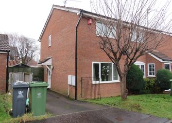 Thumbnail 2 bedroom property to rent in Caradoc Close, St. Mellons, Cardiff