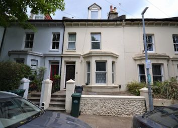 Thumbnail 5 bed terraced house to rent in Shaftesbury Road, Brighton