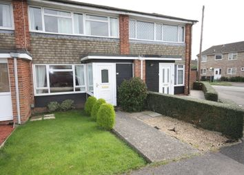 Thumbnail 3 bed terraced house to rent in Coombe Court, Thatcham