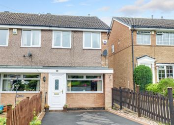 Thumbnail 2 bed end terrace house for sale in Woodlea Road, Yeadon, Leeds