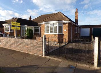 Thumbnail 2 bed bungalow for sale in Verdale Avenue, Thurmaston, Leicester, Leicestershire