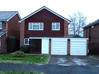 Thumbnail 4 bed detached house to rent in Merlin Way, East Grinstead, West Sussex