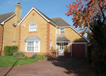 Thumbnail 4 bed detached house for sale in Eatongate Close, Edlesborough, Buckinghamshire