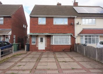Thumbnail 3 bed semi-detached house for sale in Romsey Way, Walsall