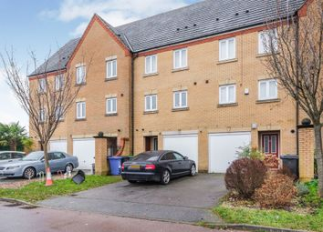 Thumbnail 3 bed terraced house for sale in Brook View, Grange Park, Northampton