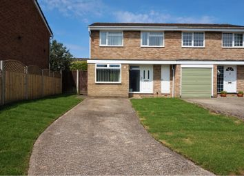 3 bed end terrace house for sale in Derwent Close, Ferndown BH22