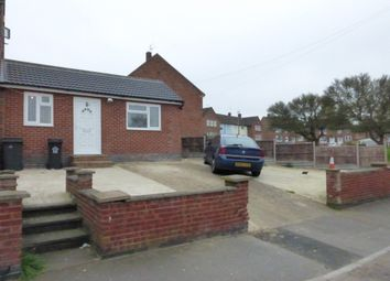 Thumbnail 2 bedroom semi-detached bungalow to rent in Davenport Road, Off Goodwood Road, Leicester