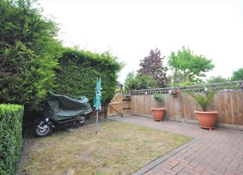 Thumbnail 1 bed end terrace house for sale in Brangwyn Crescent, Colliers Wood, London
