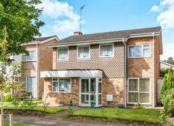 Thumbnail 4 bedroom detached house for sale in Plovers Way, Bury St. Edmunds