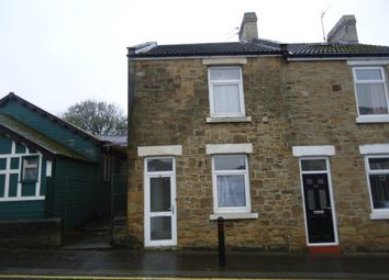 Thumbnail 2 bed end terrace house to rent in Main Street, Shildon