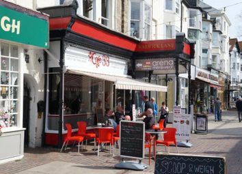 Thumbnail Restaurant/cafe for sale in Warwick Street, Worthing, West Sussex