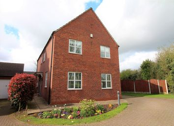 Thumbnail 5 bedroom detached house for sale in Stannier Way, Watnall, Nottingham