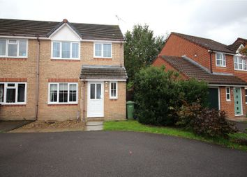 Thumbnail 3 bed semi-detached house to rent in Collett Close, Hedge End, Southampton, Hampshire
