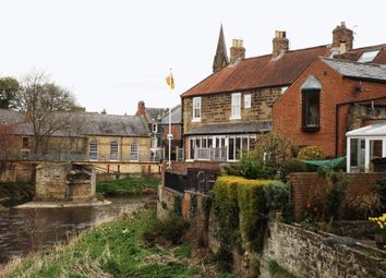 Thumbnail 2 bed terraced house for sale in Wansbeck Street, Morpeth
