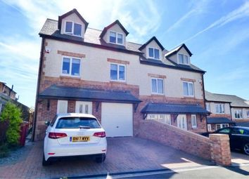 Thumbnail 4 bed semi-detached house for sale in Rosewood Grove, Barrow-In-Furness, Cumbria
