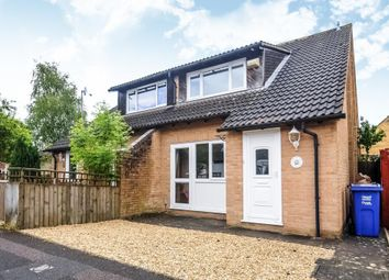 Thumbnail 2 bedroom terraced house for sale in Isis Avenue, Bicester
