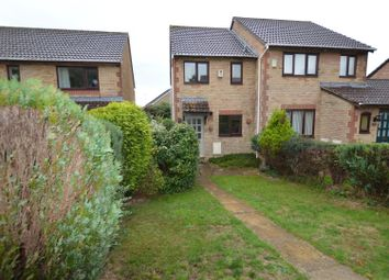 Thumbnail 2 bed semi-detached house for sale in Russet Way, Peasedown St. John, Bath