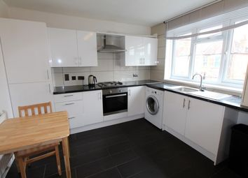 Thumbnail 3 bed flat to rent in Roseberry Gardens, London