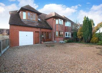 Thumbnail 4 bed semi-detached house for sale in Blean Common, Blean, Canterbury