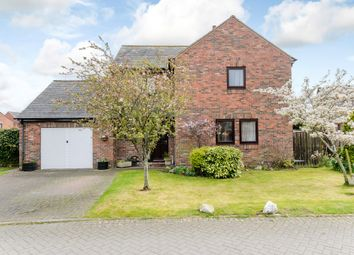 Thumbnail 4 bed detached house for sale in The Nurseries, Linstock, Carlisle, Cumbria