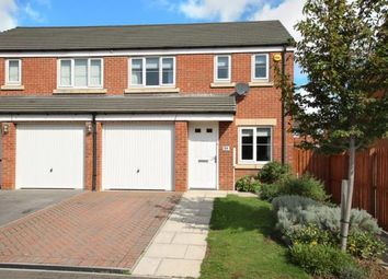 Thumbnail 3 bed semi-detached house for sale in Harvest Avenue, Thurcroft, Rotherham, South Yorkshire