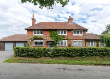 Thumbnail 4 bed detached house for sale in Nash Street, Golden Cross, Hailsham