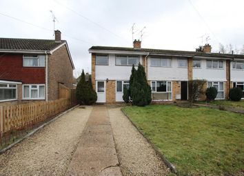 Thumbnail 3 bed end terrace house for sale in Reynards Close, Winnersh