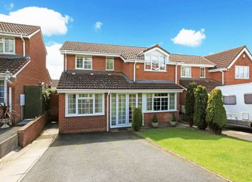 Thumbnail 4 bedroom detached house for sale in Fairburn Road, Telford