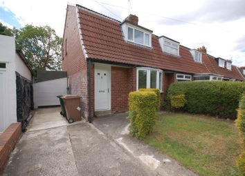 Thumbnail 2 bed semi-detached house for sale in Meadway, Forest Hall, Newcastle Upon Tyne