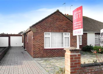 Thumbnail 3 bed bungalow for sale in Eastern Close, East Preston, Littlehampton
