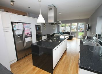 Thumbnail 4 bed semi-detached house for sale in Adelaide Road, Ashford, Surrey