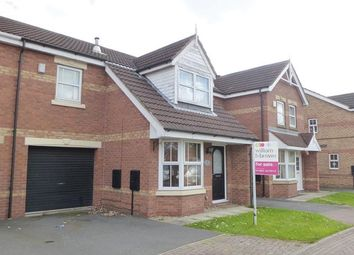 Thumbnail 3 bedroom terraced house for sale in Saltwell Park, Kingswood, Hull