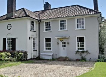 Thumbnail 4 bed cottage for sale in Ashridge Cottages, Little Gaddesden, Hertfordshire