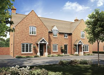 "Thumbnail 3 bed terraced house for sale in ""The Flora"" at Gold Hill North, Chalfont St. Peter, Gerrards Cross"