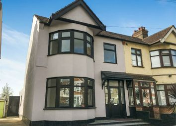 Thumbnail 5 bedroom end terrace house for sale in Castleton Road, Goodmayes
