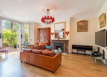 Thumbnail 4 bedroom flat for sale in The Garden Apartment, Canfield Gardens, South Hampstead