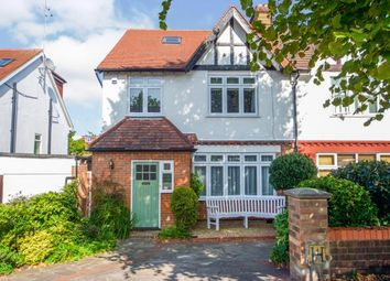 Fursby Avenue, Finchley, London, Uk N3. 4 bed semi-detached house