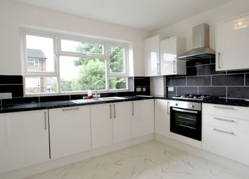 Thumbnail 2 bed flat to rent in Rushey Close, New Malden