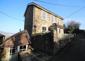 Thumbnail 4 bedroom detached house for sale in Cwm-Y-Nant, Ochrwyth, Risca, Newport