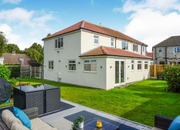 Thumbnail 4 bed semi-detached house for sale in Beech Avenue, Bradford