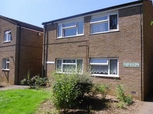 Thumbnail 1 bed flat for sale in Canterbury Way, Stevenage