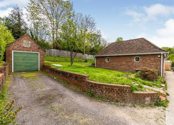 Thumbnail 4 bed detached bungalow for sale in Springvale Road, Headbourne Worthy, Winchester