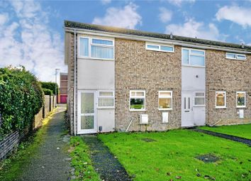 Thumbnail 3 bed end terrace house for sale in Naseby Gardens, St. Neots, Cambridgeshire