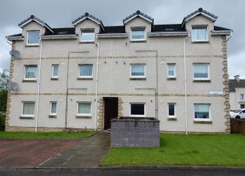 Thumbnail 2 bed flat to rent in Sunnyside Gate, Holytown, Motherwell