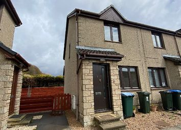 Thumbnail 2 bed semi-detached house to rent in Sandport Close, Kinross, Perthshire
