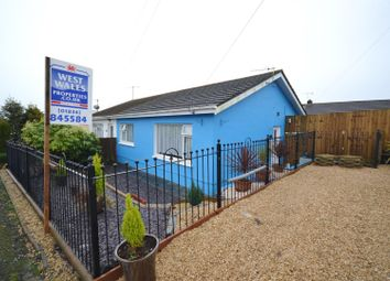 Thumbnail 2 bed semi-detached bungalow for sale in Vineyard Vale, Valley Road, Saundersfoot