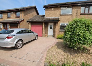 Thumbnail 2 bedroom semi-detached house to rent in Camps Crescent, Renfrew, Glasgow