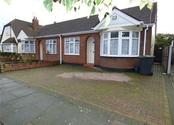 Thumbnail 2 bedroom semi-detached bungalow for sale in Feeches Road, Southend On Sea, Southend On Sea