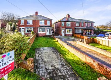Thumbnail 3 bed semi-detached house for sale in Hawthorne Street, Shafton, Barnsley