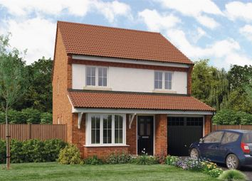 "Thumbnail 4 bed detached house for sale in ""Greene"" at Bevan Way, Widnes"